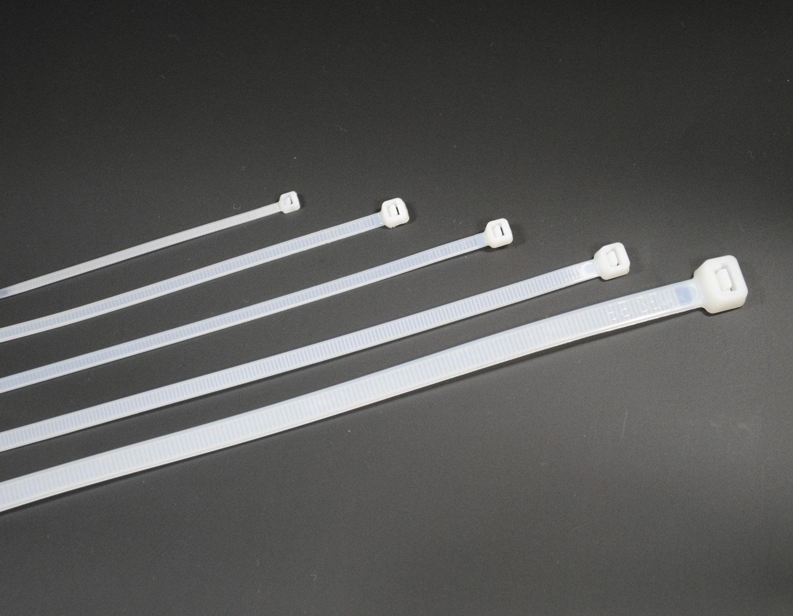 Kabelbinder schwarz 7,8 x 450 mm Restposten 300 Stk